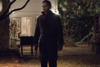 The Shape in Halloween (2018)