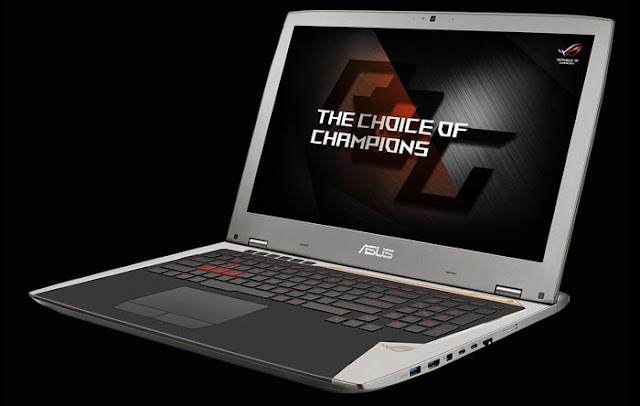 Asus ROG G701 Gaming Laptop