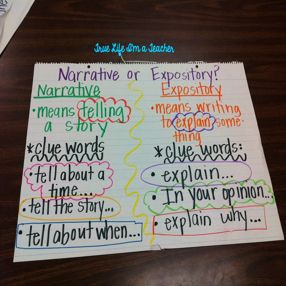 Expository writing ideas for second graders also anchor chart nd grade rh cyxevumywulimytorcarsintinc