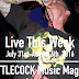 Live This Week: July 31st-August 6th, 2016