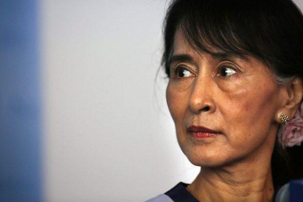 Diam Soal Rohingya, 5 Penghargaan Aung San Suu Kyi Ini Resmi Dicabut
