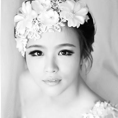Ceremonias Para Bodas Las Flores Preservadas Como Adornos Para Tu - Flores-en-el-pelo-para-bodas