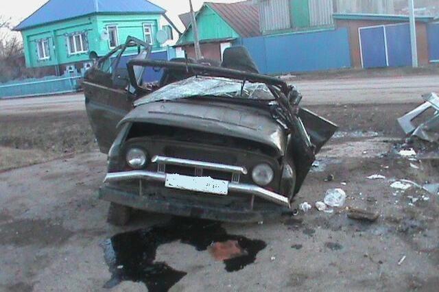 В Белокатайском районе произошло смертельное ДТП