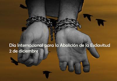 Resultado de imagen de dia de la abolicion a la esclavitud