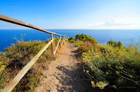 Baia della Pelara, Baie di Ischia, foto Ischia, Paesaggi Ischitani, Sentieri di Ischia, trekking Ischia, Monte di Panza, Capo Negro Ischia,
