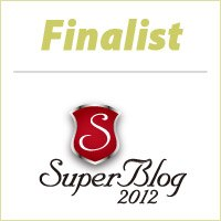Finalist Super Blog 2012 #44
