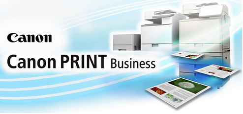 Canon PRINT Business 4.1.2 Supported Printer