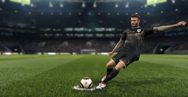 PES 2019 Player Movement
