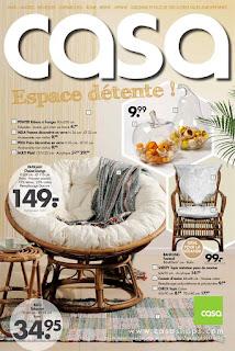 Catalogue Casa 27 Février au 26 Mars 2017
