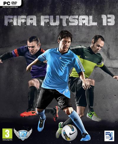 FIFA Futsal 13