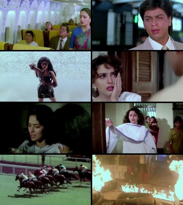 Anjaam 1994 Hindi 480p HDRip 400mb