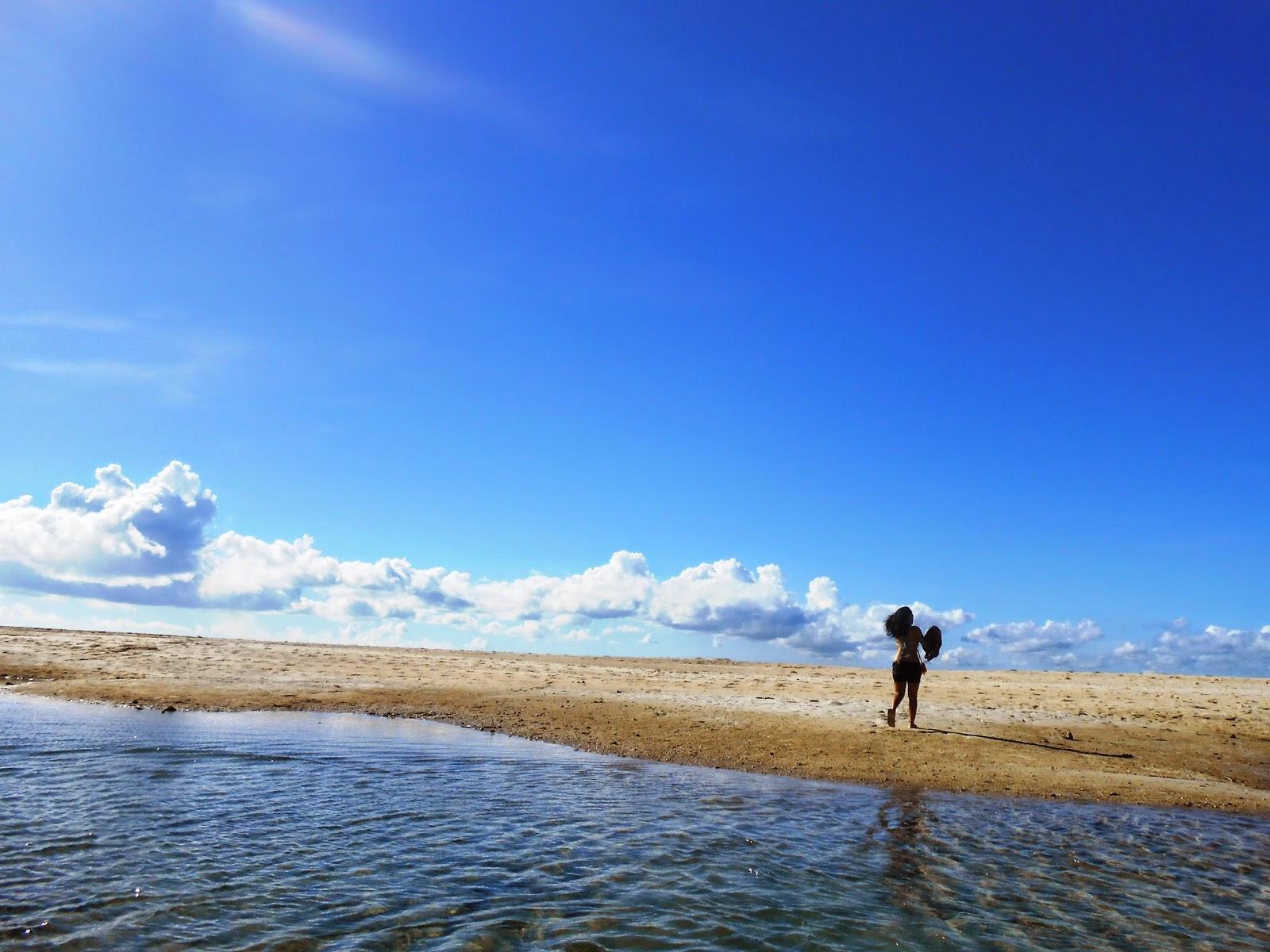 Kota Beach in Bantayan Island