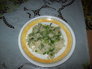mooli or raddish paste