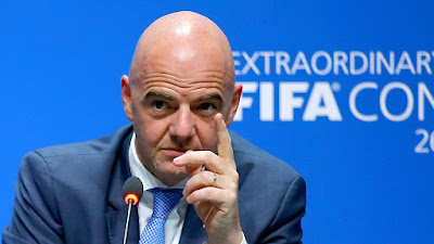 Africa's pride Nigeria moves to avoid FIFA sanctions