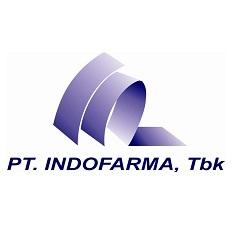 Logo PT Indofarma (Persero)