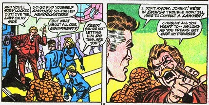Fantastic Four 114-OverMind