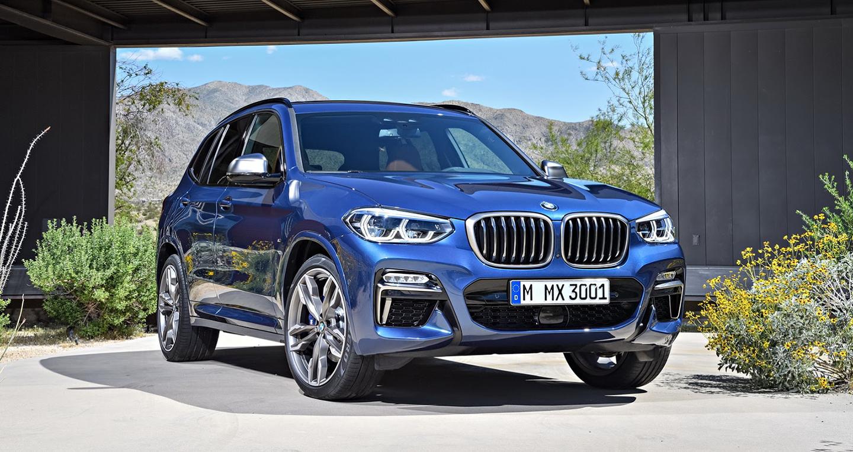 BMW X3 Đời Mới Nhập Khẩu Nguyên CHiếc