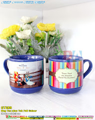 Mug Tea Atau Teh Full Colour