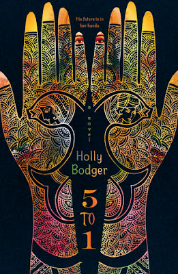 5 to 1, Holly Bodger, Book Review, InToriLex