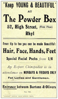 The Powder Box hairdressers