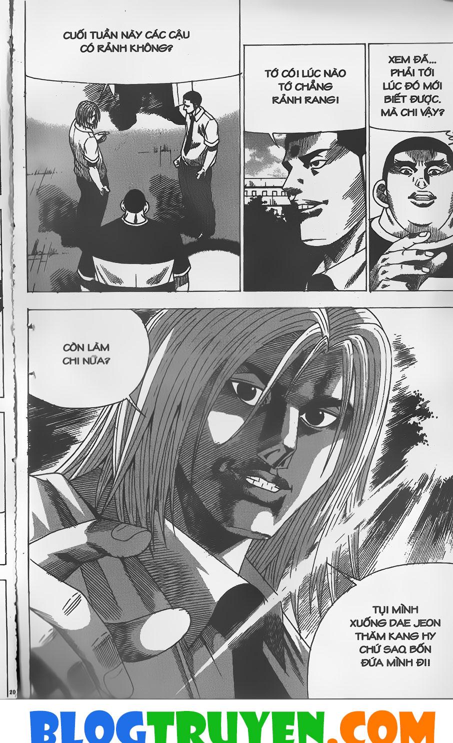 Bitagi - Anh chàng ngổ ngáo chap 267 trang 16