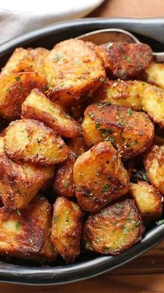 The Best Crispy Roast Potatoes Ever