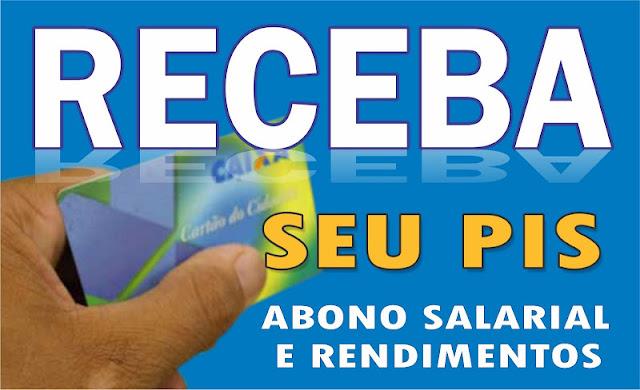 Pagamento PIS 2019-2020