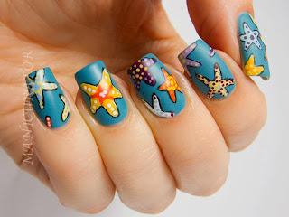 uñas decoradas-Diseño de uñas-pintados de uñas