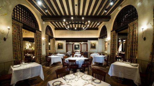Gramercy Tavern Restaurant Menu