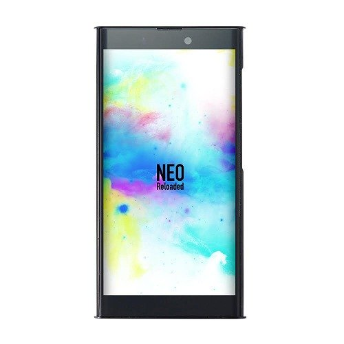 The NuAns Neo Reloaded looks like an Android phone