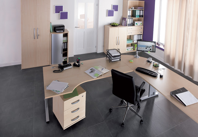 organisation de bureau de travail. Black Bedroom Furniture Sets. Home Design Ideas