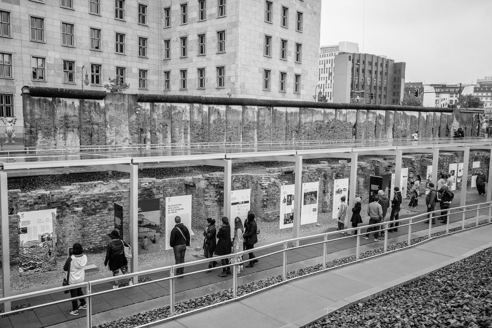 East Side Gallery, muro de Berlín, grafiti, graffity, pintura mural, Berlín, muro, topografía del terror, Stasi, SS, Berlin