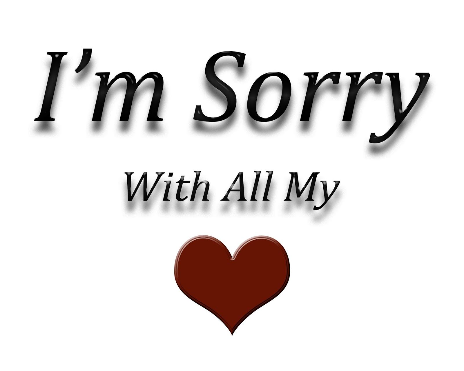Cjo Photo I M Sorry