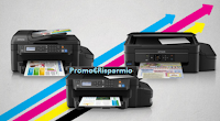 Logo Hai ricevuto anche tu il coupon per candidarti tester Stampante Epson Eco Tank?