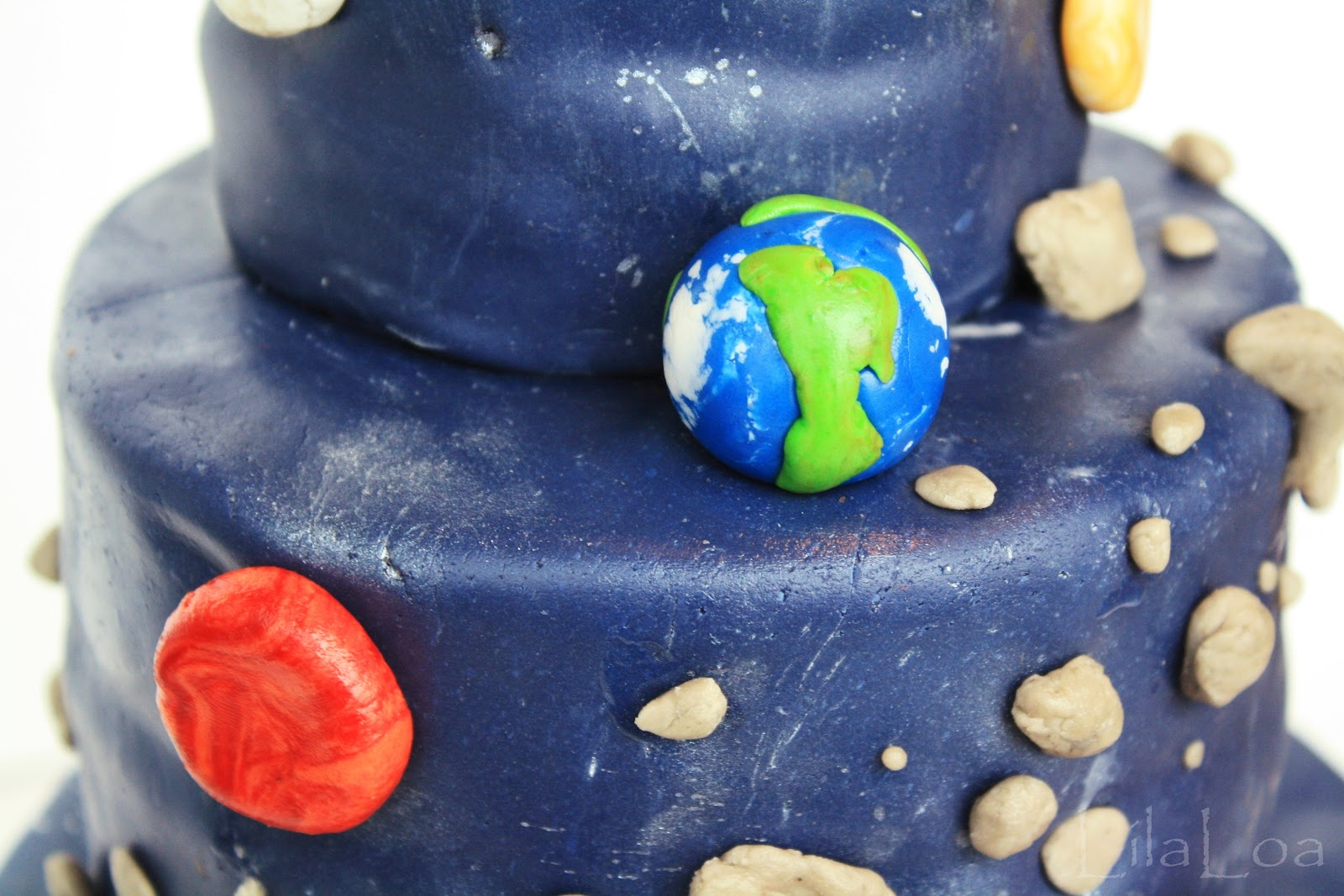 Outer Space Birthday Cake Ideas And Designs