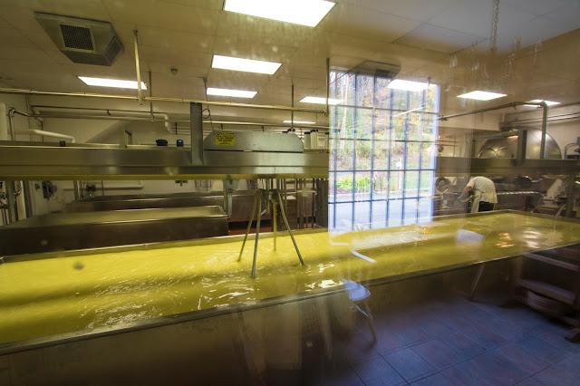 Grafton-Cheese factory