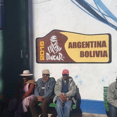 Bolivia. Uyuni