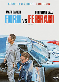 Ford vs Ferrari - BDRip Dual Áudio