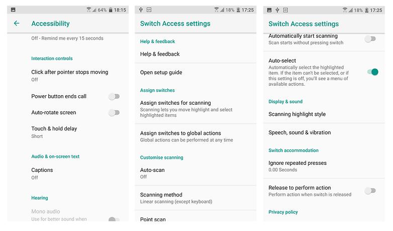 5 Fitur Android Khusus Bagi Orang Dengan Gangguan Penglihatan