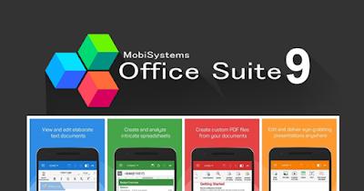OfficeSuite 9 Pro Apk Full Unlocked