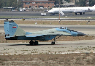 MiG-29 Iran