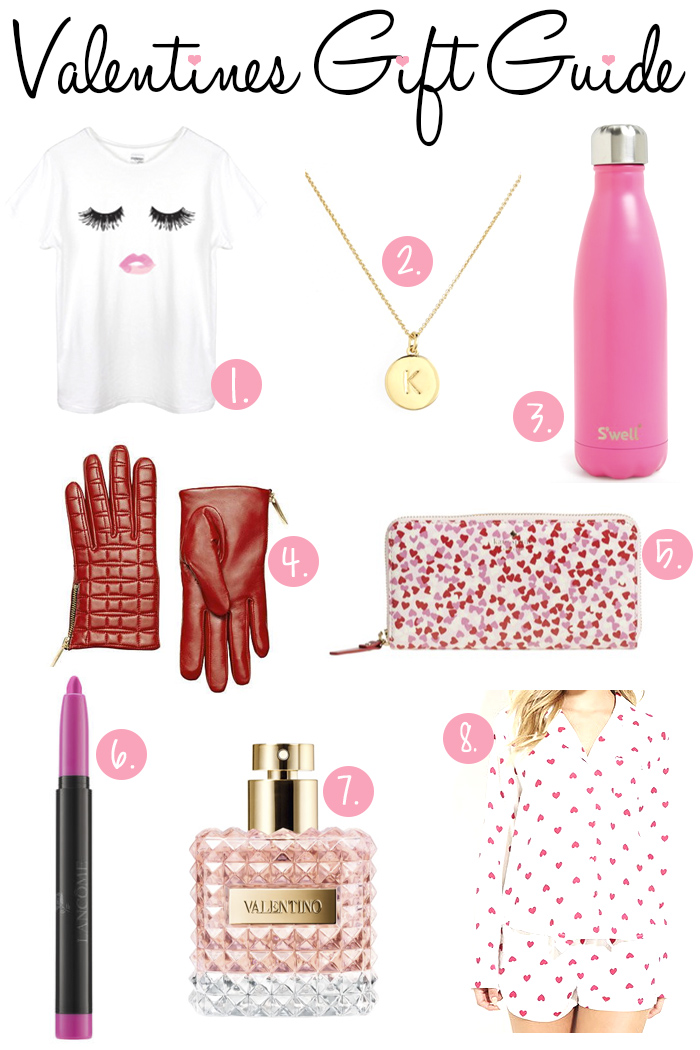 Valentine's Day gift guide for women