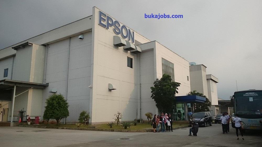 Lowongan Kerja Pt Epson Indonesia Terbaru 2020 Bukajobs Com