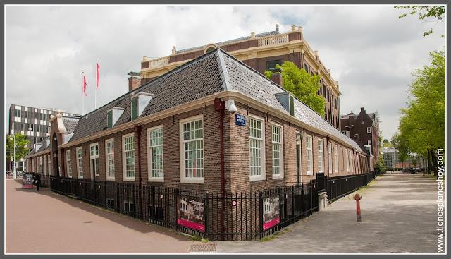 Sinagoga Portuguesa Amsterdam (Países Bajos)