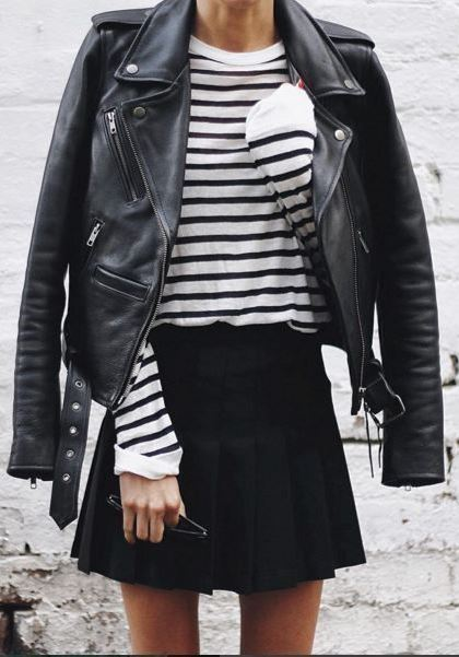 The Best High Street Leather Jackets