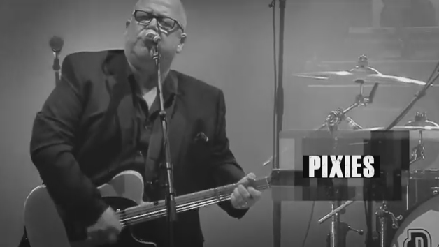 PIXIES Peek At New Songs - The Pixies Phil Spector Song