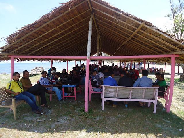 Program Berakhir, Anggota PNPM di Aceh Utara Gelar Rakor