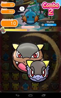 Pokémon Shuffle Mobile Mod