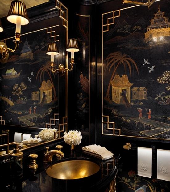 Gold White Interior Design: Designer Spotlight: Scott Snyder