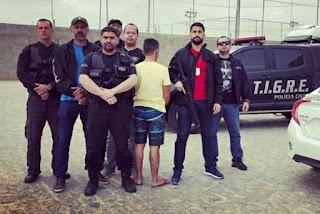 Suspeito de matar vereador da cidade de Maceió é preso no Sertão da Paraíba